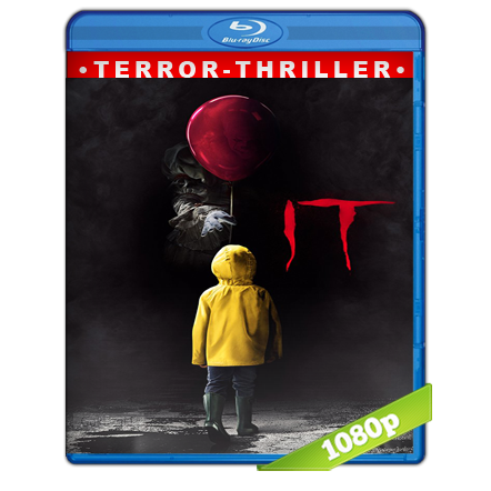 descargar It-Eso 1080p Lat-Cast-Ing[Terror](2017) gratis