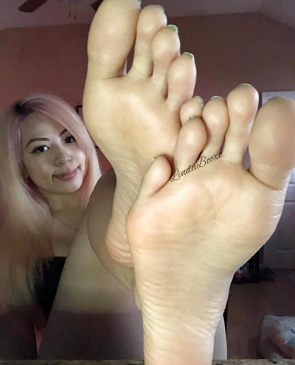 Asian toes porn-5750