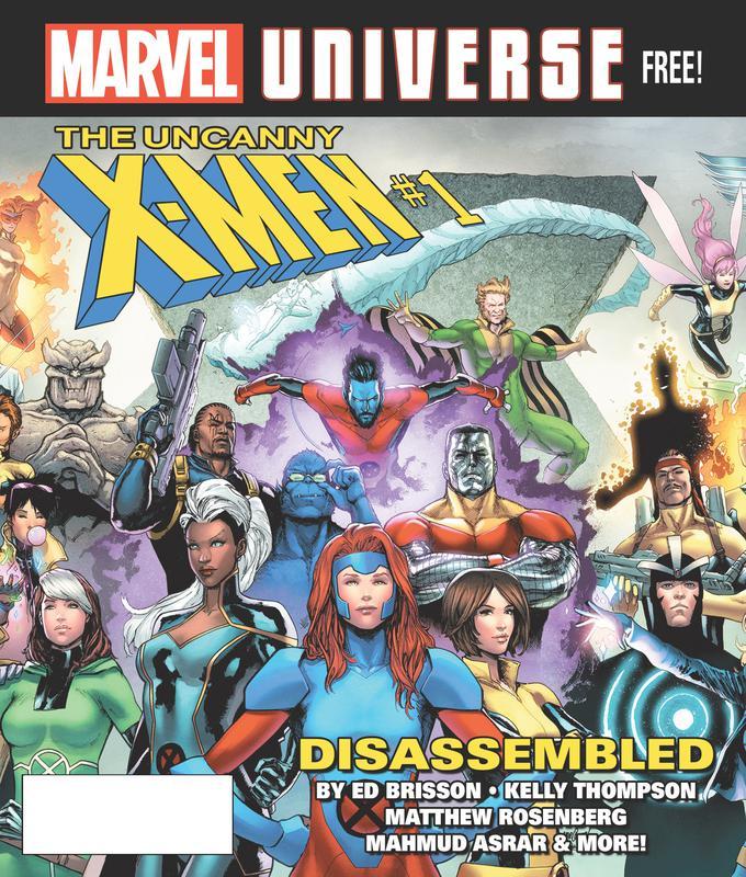 Marvel Universe Magazine (2018)