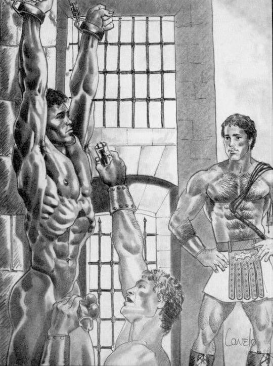 Roman slave xxx-6748
