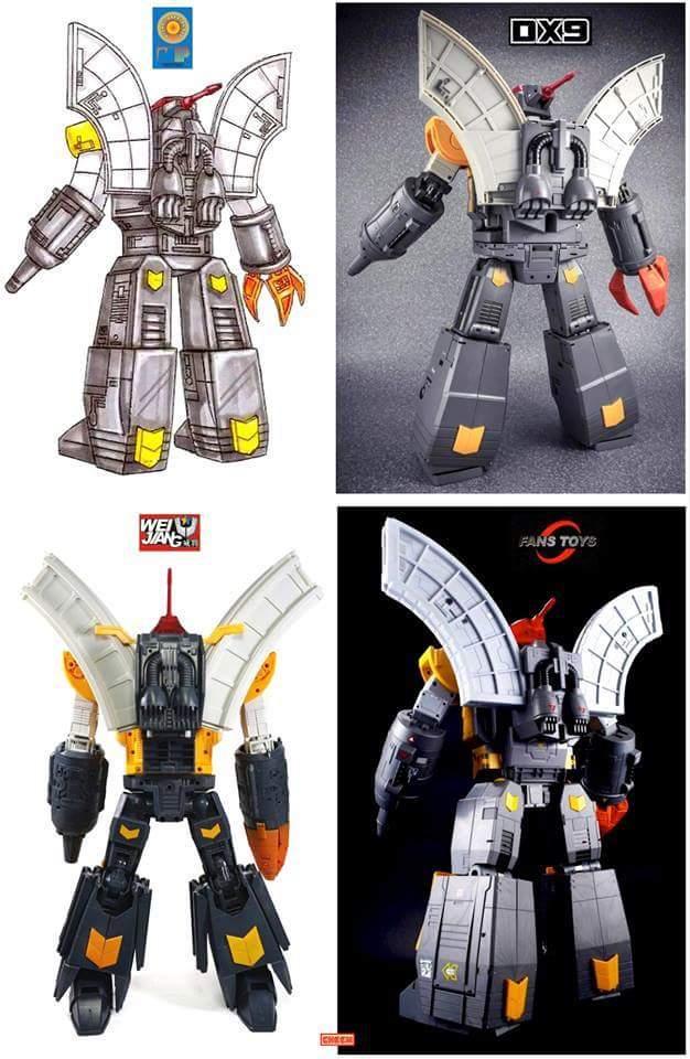 [DX9 Toys] Produit Tiers - Jouet D-12 Gabriel et D-12X Gabriel-X - aka Omega Supreme  et Omega Sentinel (Gardien de Cybertron) HPzaGeX8_o