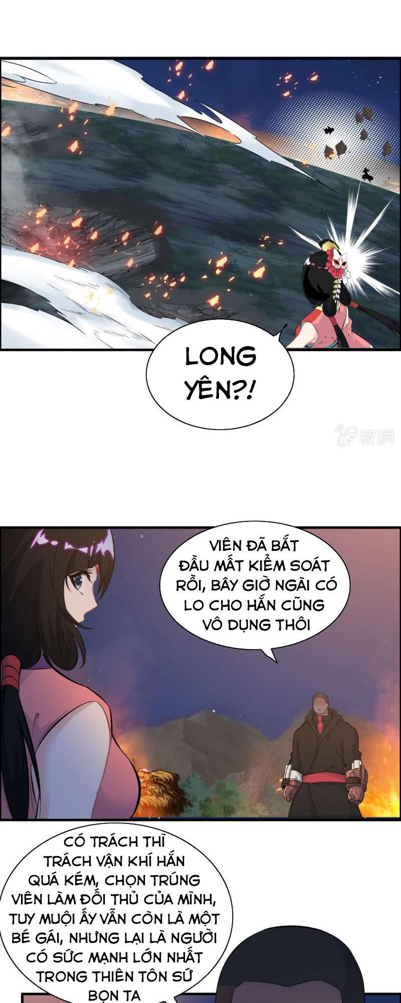 Thần Ma Thiên Sát Chap 136 . Next Chap 137