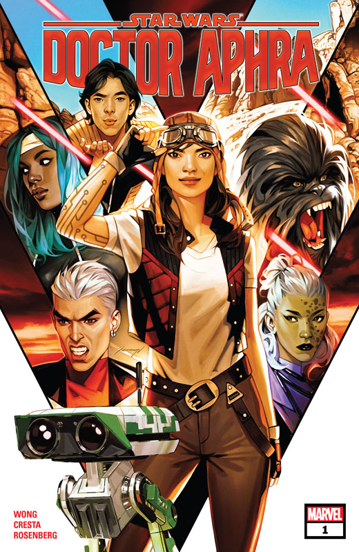 Star Wars - Doctor Aphra #1-4 (2020)