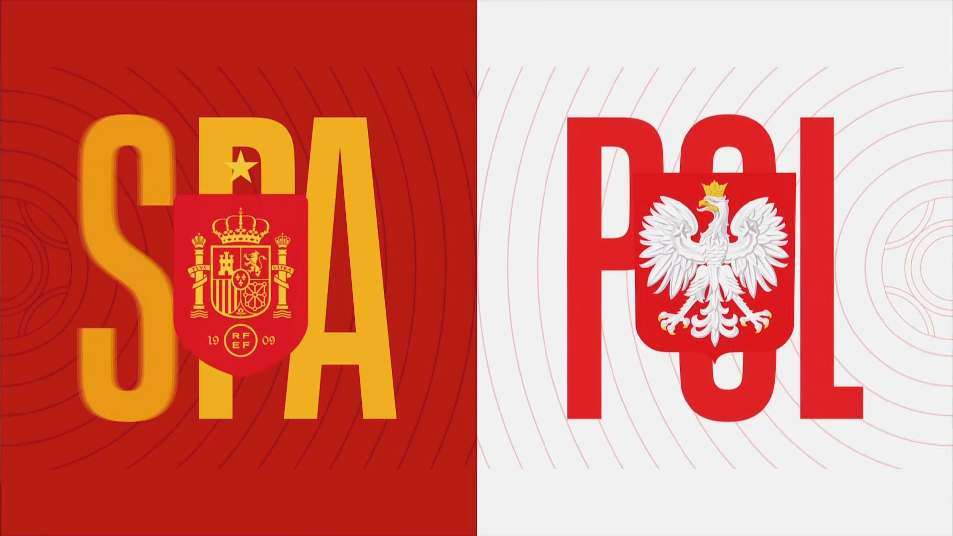 Full Match: Spain vs Poland