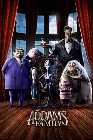 The Addams Family 2019 720p HDCAM HINDI DUB 1XBET-