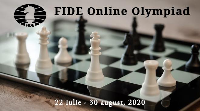 FIDE Online Olympiad 2020