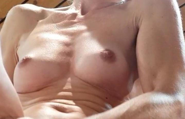 Blonde milf tits pics-8415
