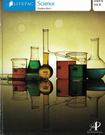 Alpha Omega 5th Grade Science 504