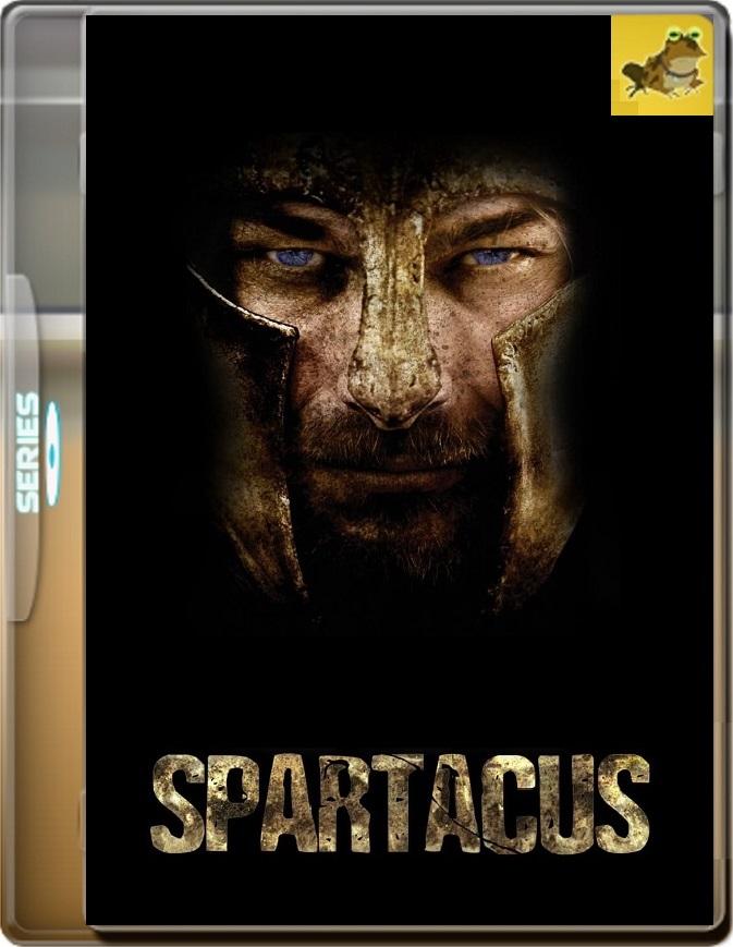 Spartacus: Sangre Y Arena (Temporada 1) (2010) Brrip 1080p (60 FPS) Latino / Inglés