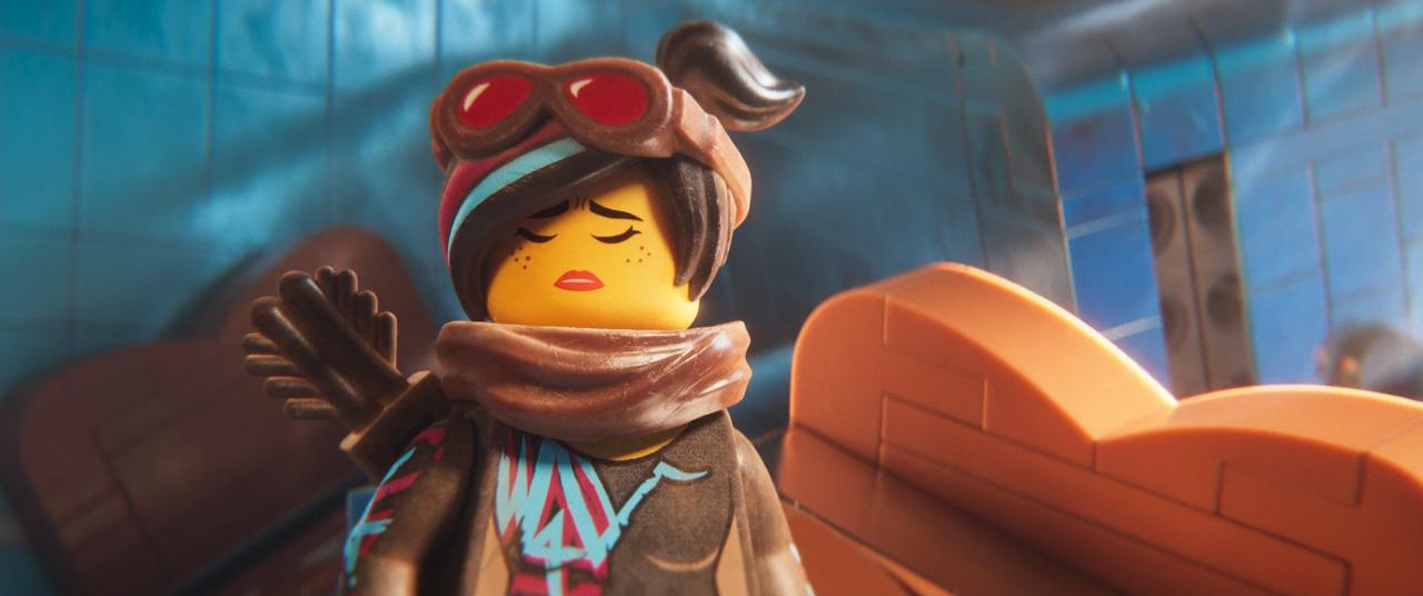 Lego Filmi 2 - The Lego Movie 2 The Second Part 2019 Türkçe Dublaj HD İndir