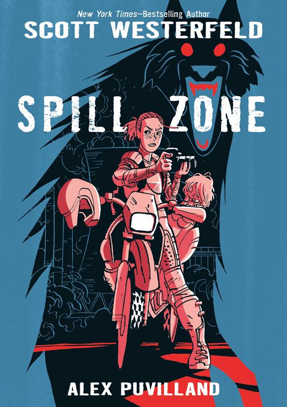 Spill Zone v01 (2017)
