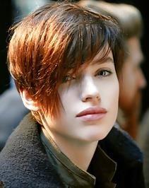 Best hair style for short hair girl-9435