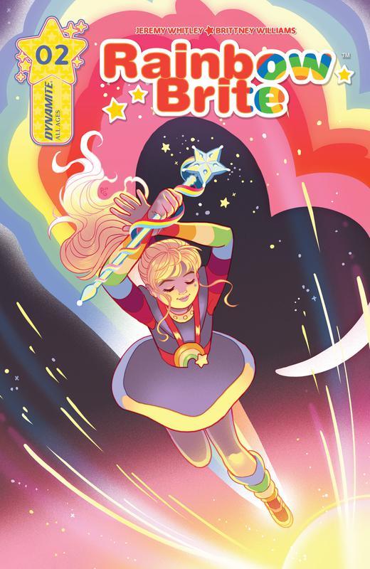 Rainbow Brite #1-5 (2018-2019) Complete