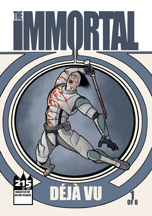 The Immortal 01 (of 08) (2018)