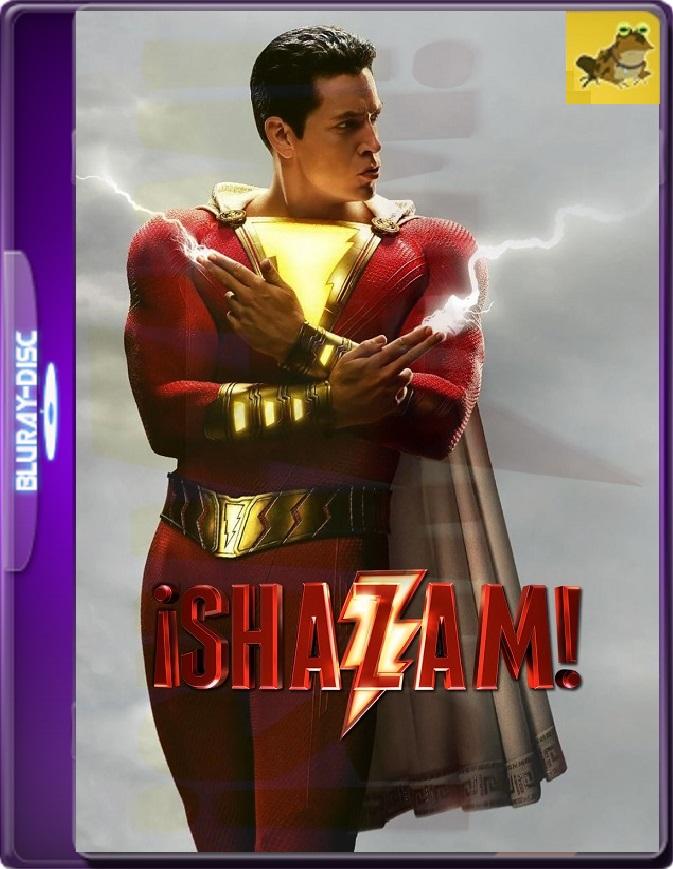 ¡Shazam! (2019) HD [1080p-60fps] Latino Dual [GoogleDrive] [Cespa92]