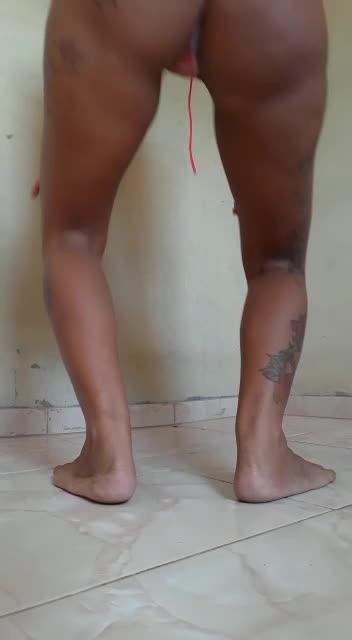 Marcia Farias pelada
