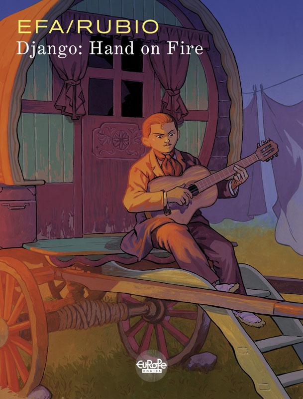 Django - Hand on Fire (2020)