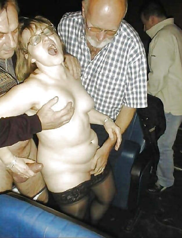 Schoolgirl groped in public-8966