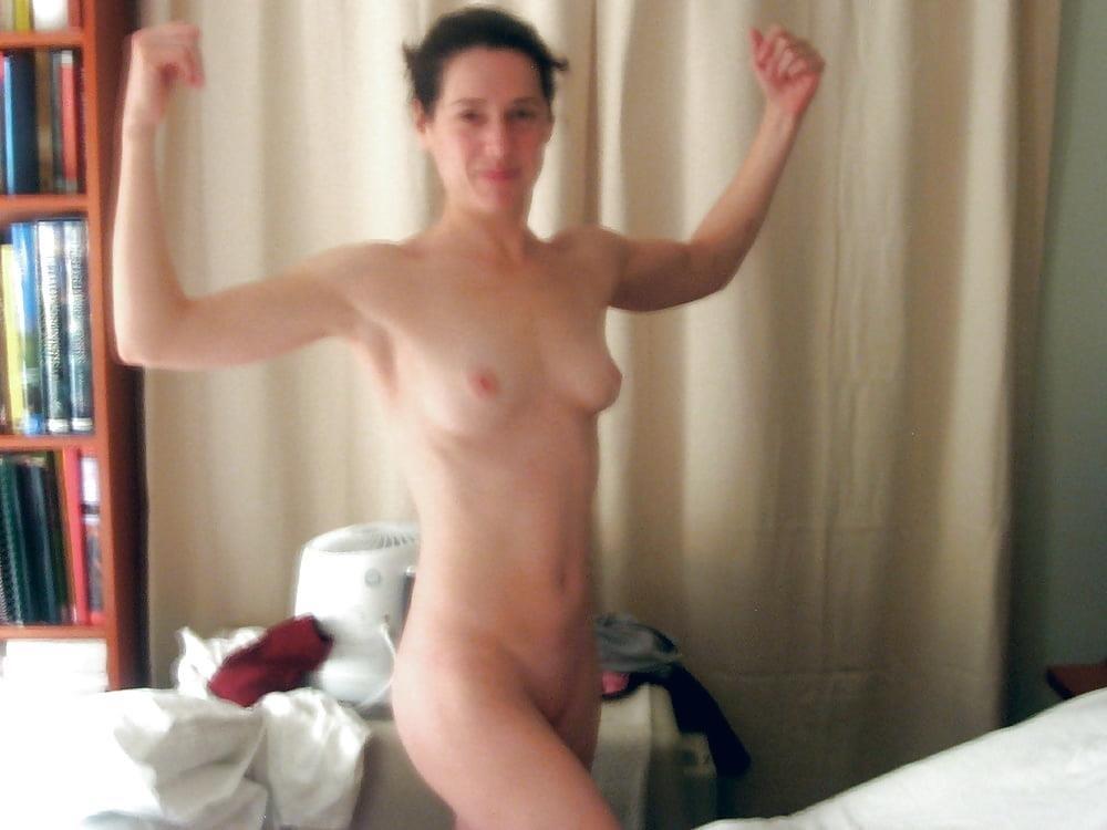 Hairy nude older women-2327