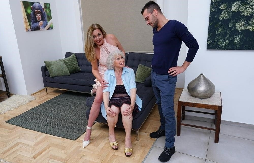 Russian mom and son hot sex-7642