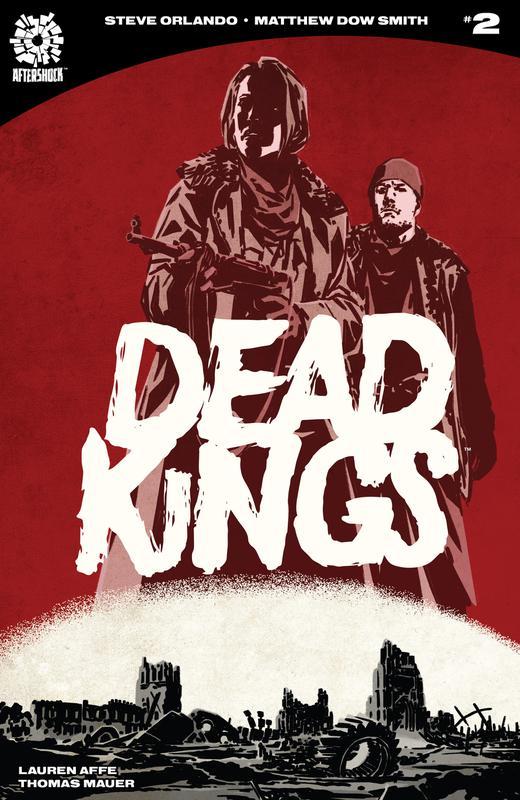 Dead Kings #1-5 (2018-2019)