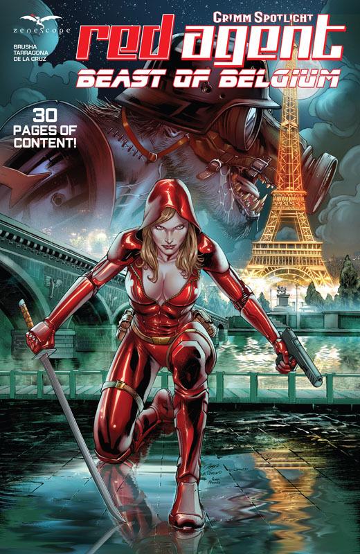 Grimm Spotlight - Red Agent - Beast of Belgium (2021)