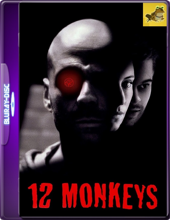 12 Monos (1995) Brrip 1080p (60 FPS) Latino / Inglés