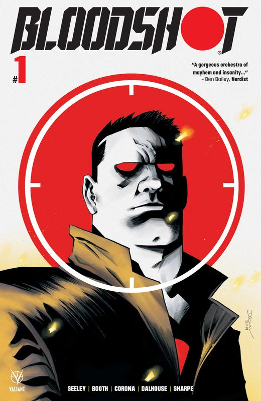 Bloodshot #0-10 (2019-2021)