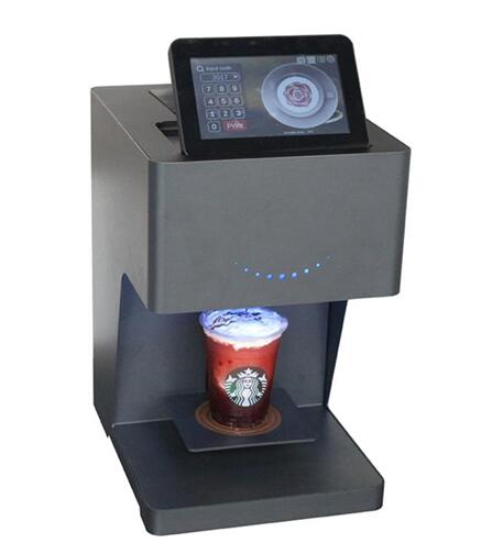 GNFEI Technology Co., Ltd Presents Advanced Coffee Printers Used In Homes And Businesses To Make Various Styles Coffee And Attract Coffee Lovers
