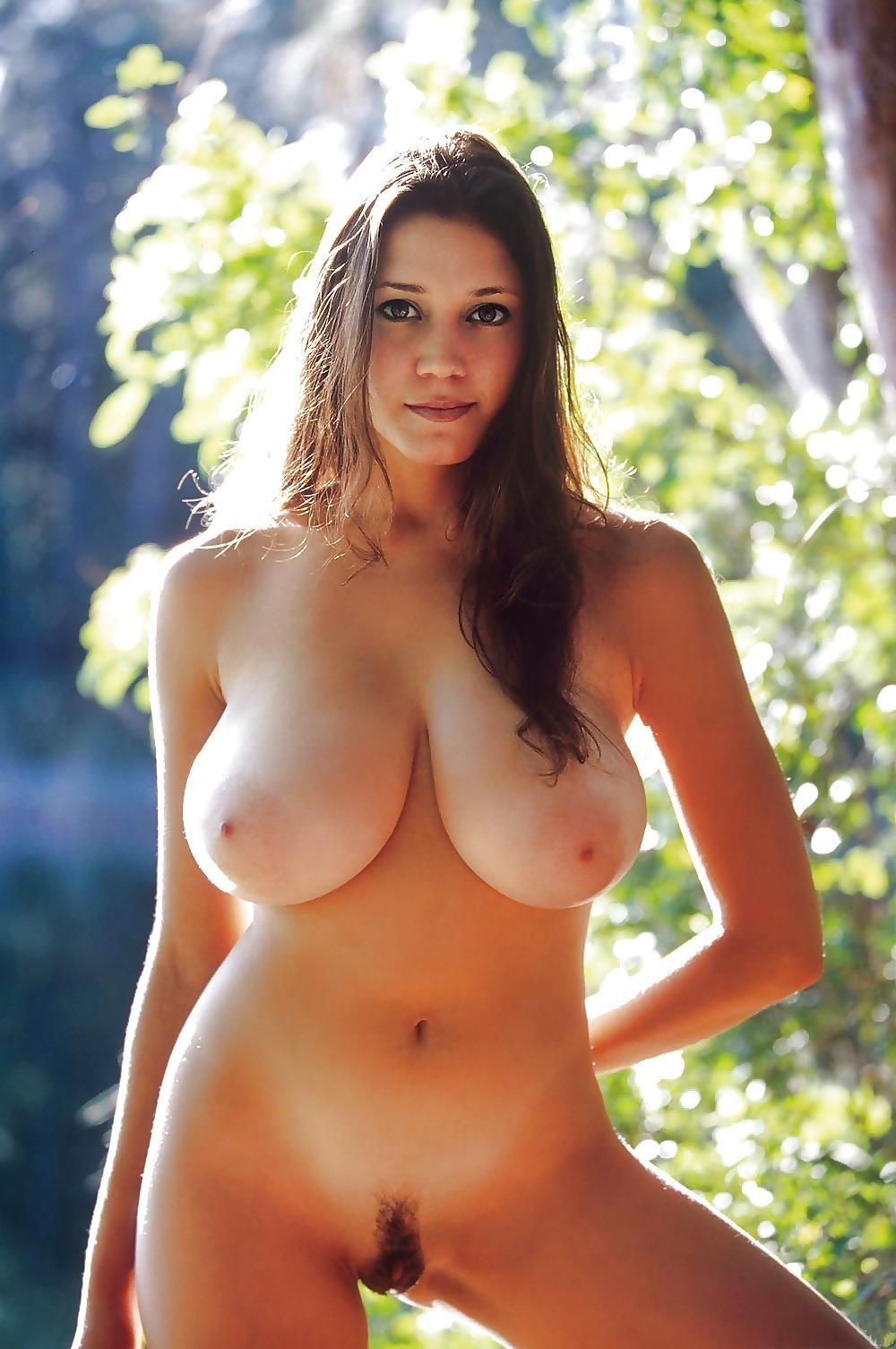 Very big naked tits-4905