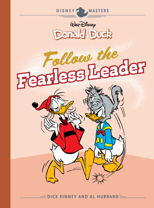 Disney Masters v14 - Donald Duck - Follow the Fearless Leader (2020)