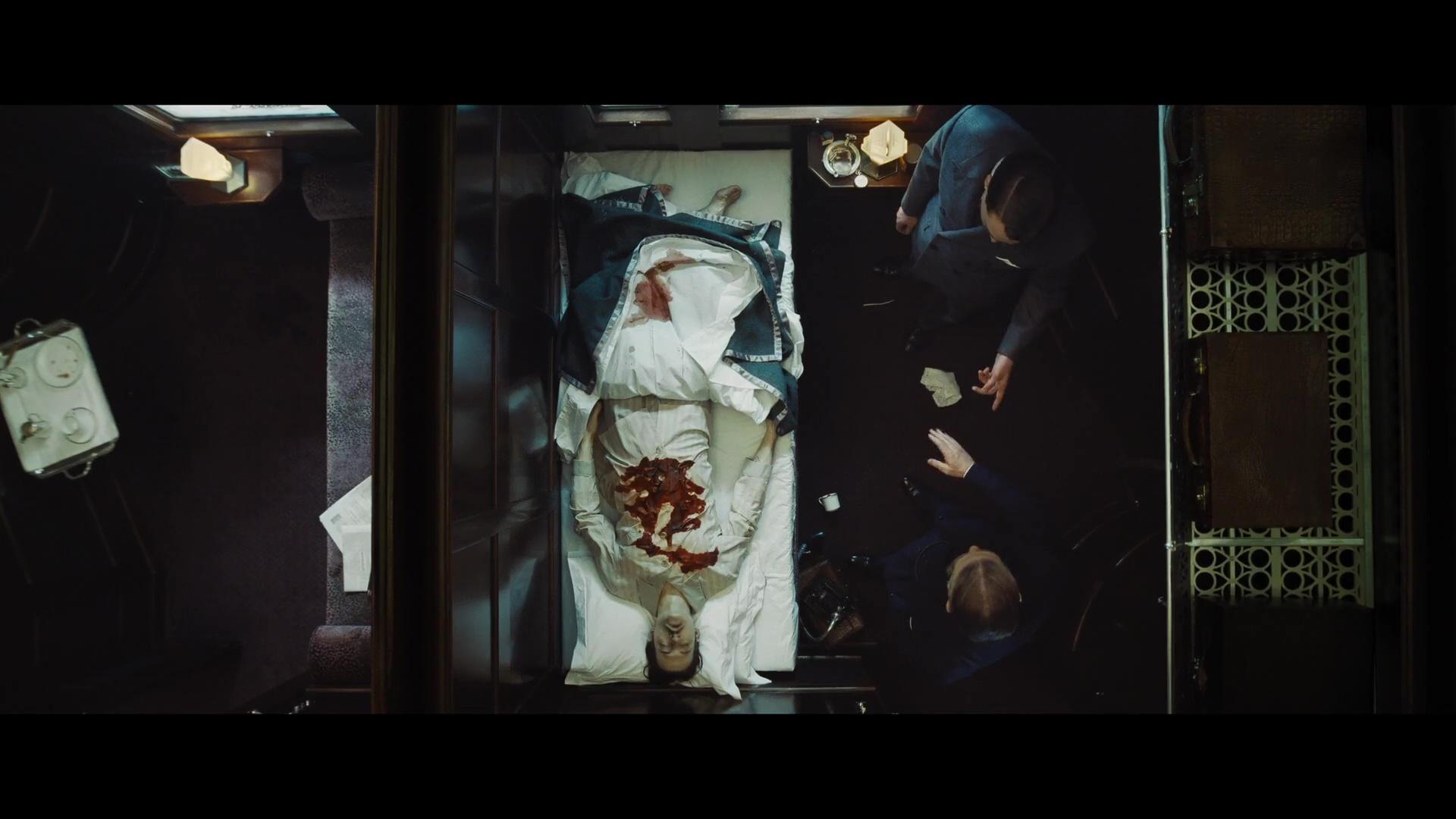 Asesinato En El Expreso De Oriente 1080p Lat-Cast-Ing[Crimen](2017)