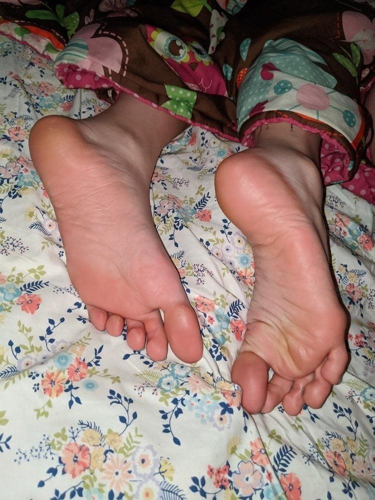 High arch feet fetish-2784