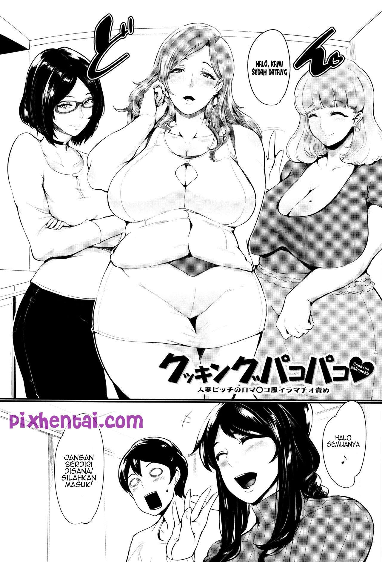 Komik hentai xxx manga sex bokep daya tarik seks teman-teman ibu 02
