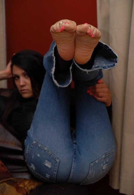 Mature foot fetish pics-7760