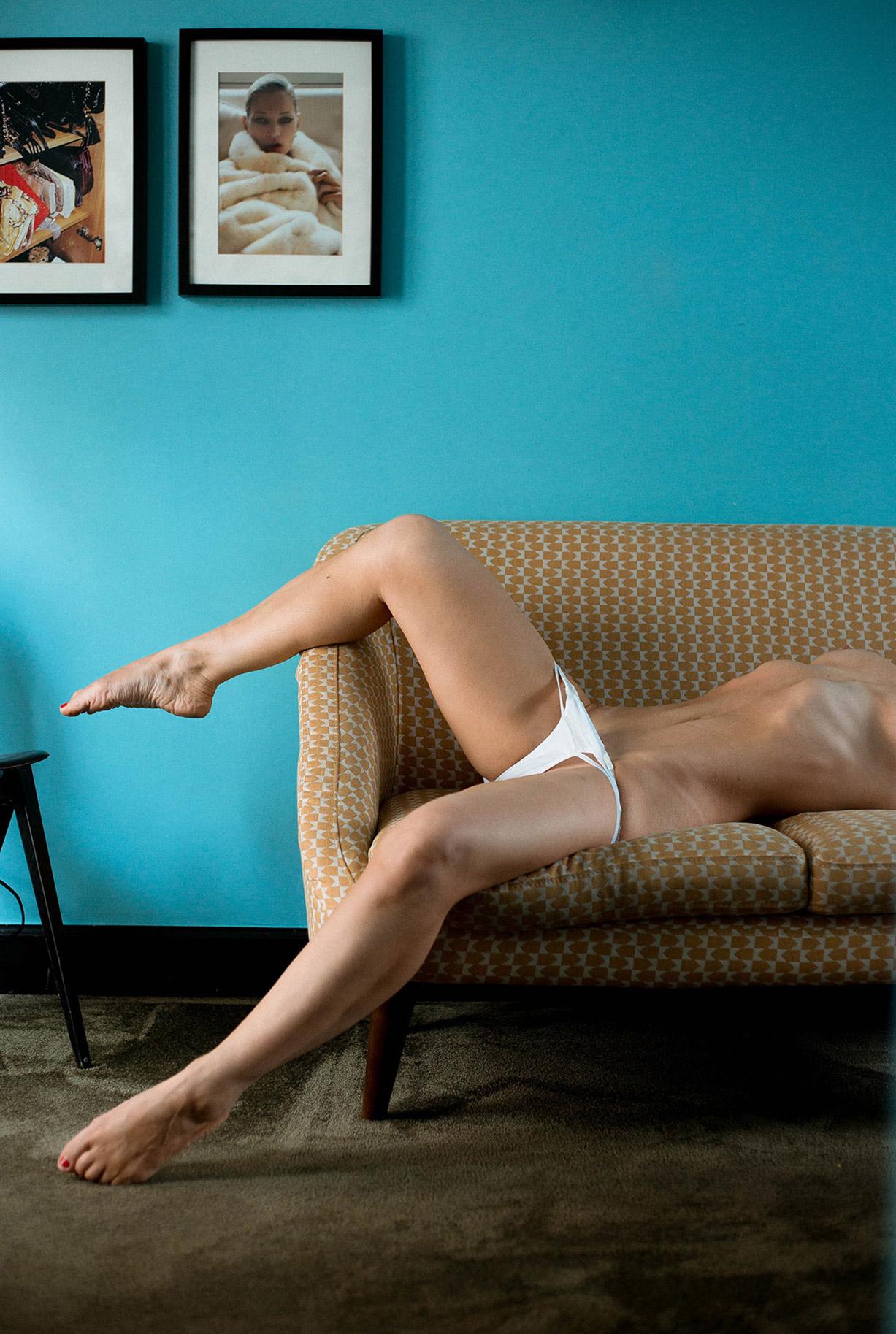 Celine Andrea nude by Vincent Amar