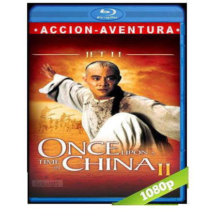 Erase Una Vez En China 2 [m1080p][Trial Lat/Cas/Chi][Accion](1992)