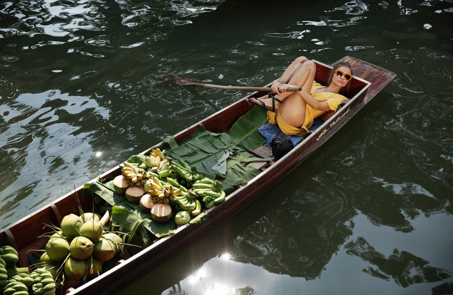 Отдых со слонами в Таиланде - Магдалена Фраковяк / Magdalena Frackowiak by Cameron Hammond / Free People