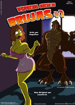 Especial Noche de Brujas 2 (Los Simpson) – Kogeikun