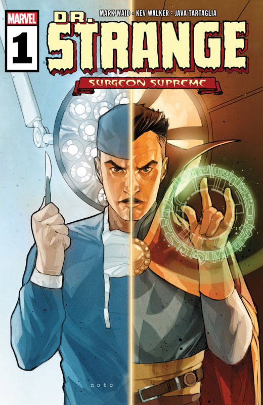 Dr. Strange - Surgeon Supreme #1-2 (2020)
