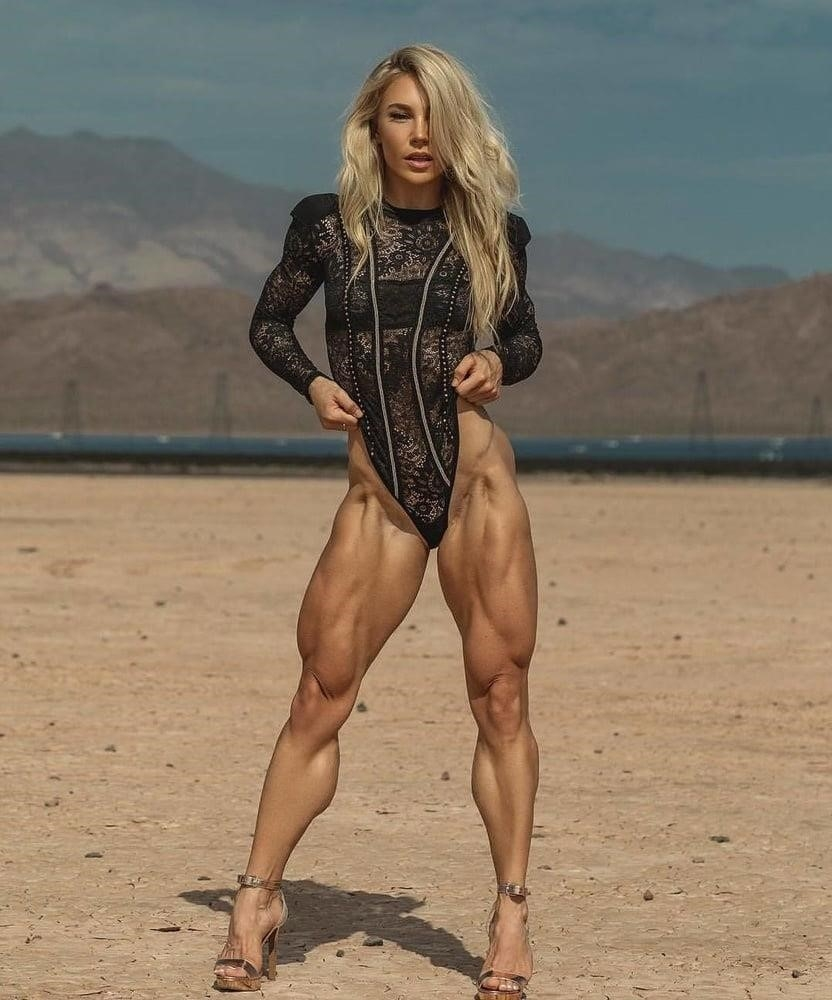 Muscle female bdsm-9505