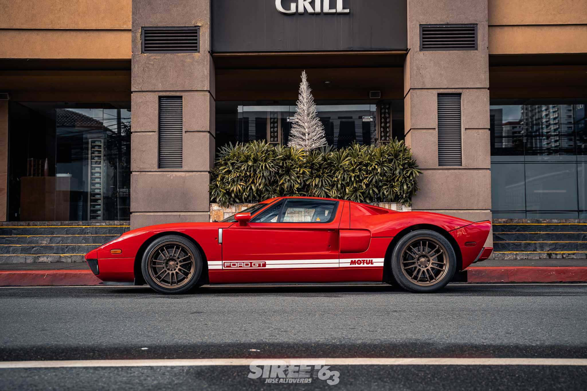 Ford GT 7
