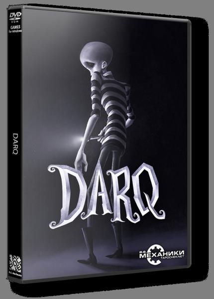DARQ (RUS|UKR|ENG|MULTI19) [RePack] от R.G. Механики