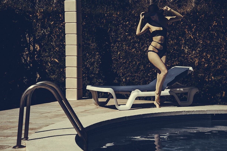 фотограф и фотомодель Babylol / Ekaterina Zaydel