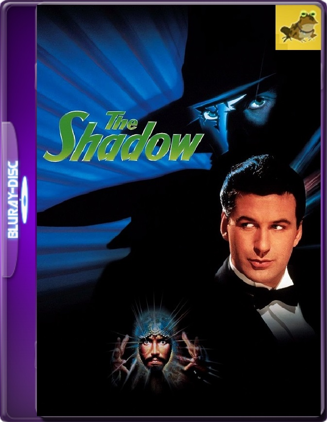 La Sombra (1994) Brrip 1080p (60 FPS) Latino / Inglés