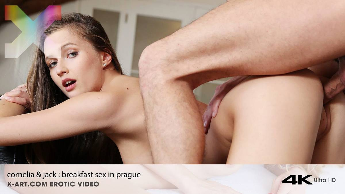 Cornelia, Jack – Breakfast Sex In Prague – X-Art [HD]