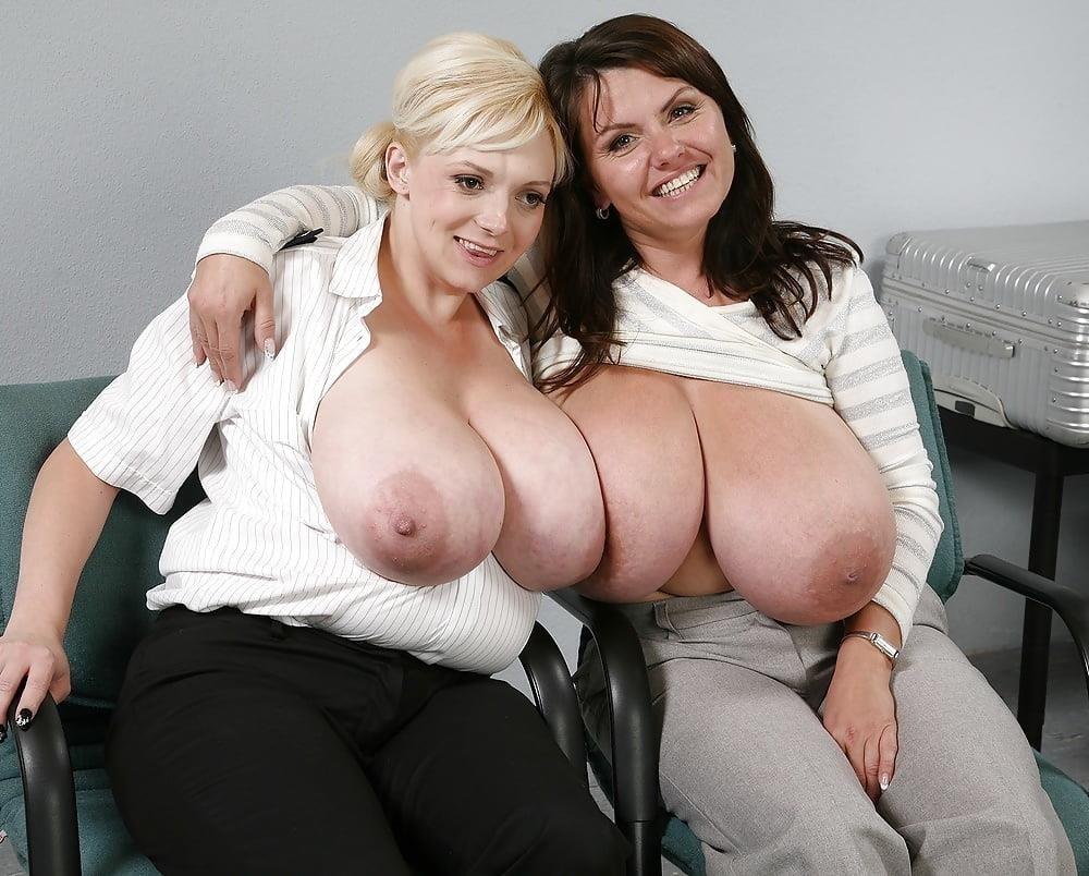 Nude big boobs lesbians-7553