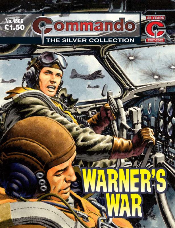 Commando  4563-4566, 4579-4590 (2013)