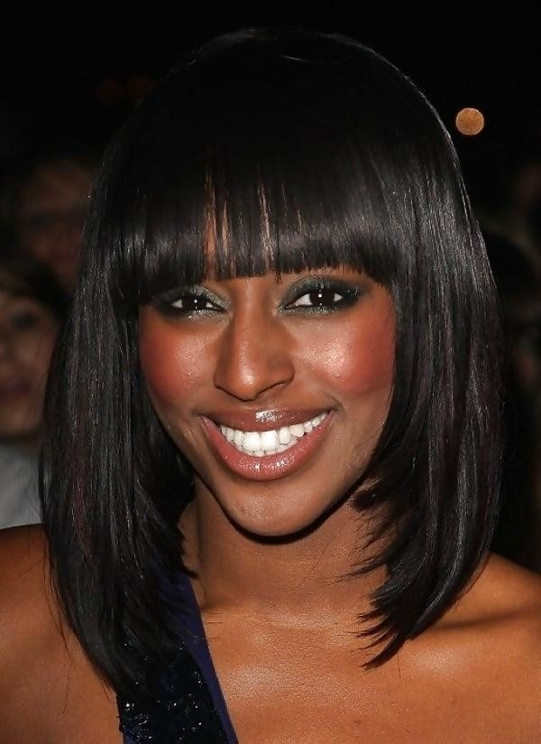 Different short hairstyles for black ladies-4772