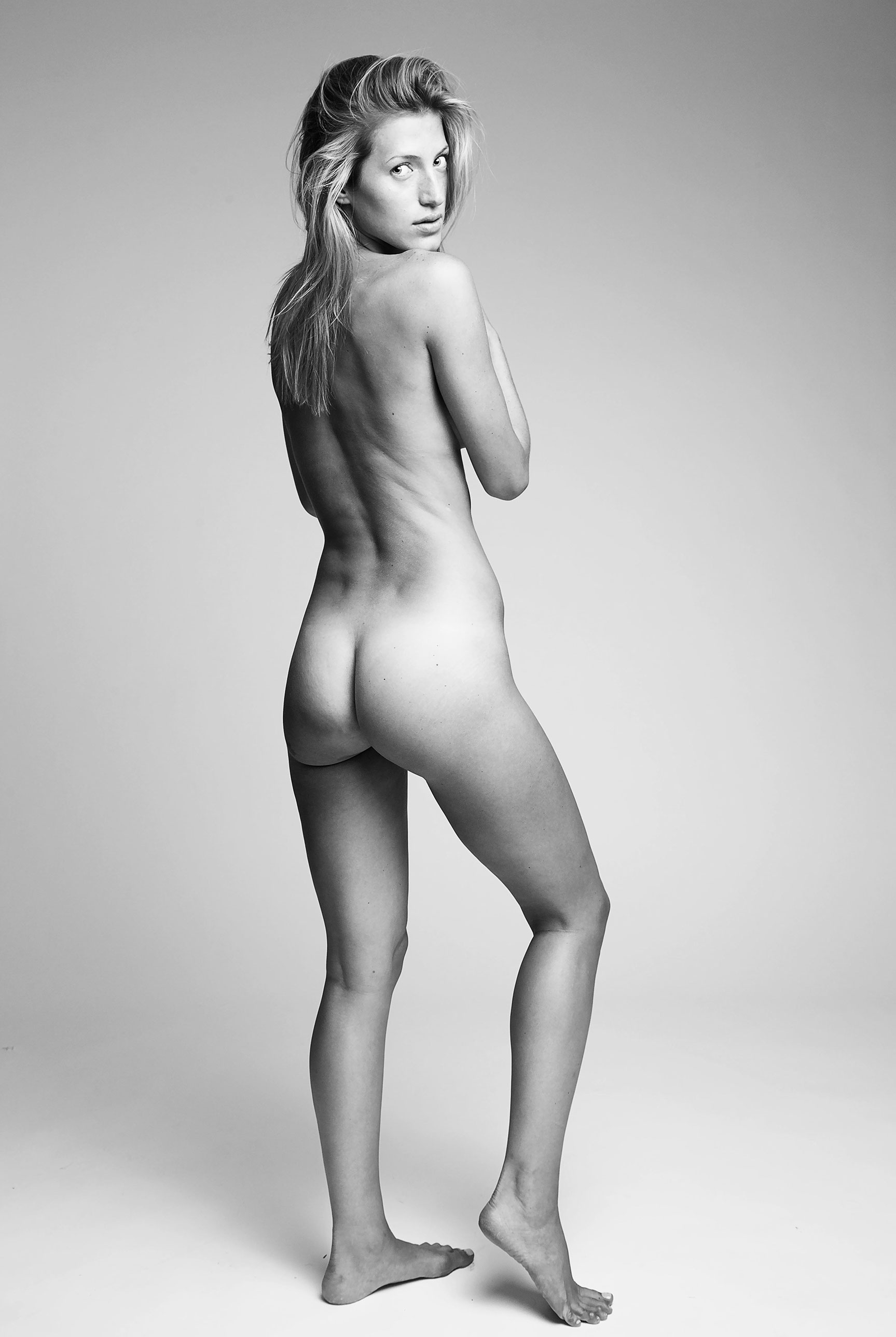 Jessica LaRusso nude by Frederic Georges